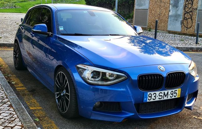 BMW 118D F20 PACK M FULL-EXTRAS