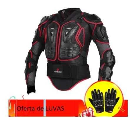 Casaco Armadura Motas / motocross **envio grátis**