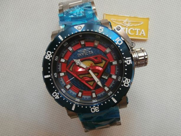 Zegarek INVICTA Superman DC Comics USA