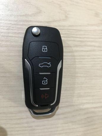 Ключ зажигания Ford Focus 3/Fiesta/Mondeo/Fusion/C-Max/S-Max/Escape