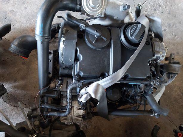 Motor seat ibiza/vw polo 1.4tdi AMF