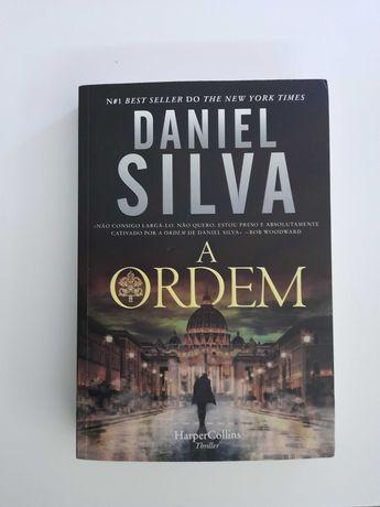 Daniel Silva A Ordem