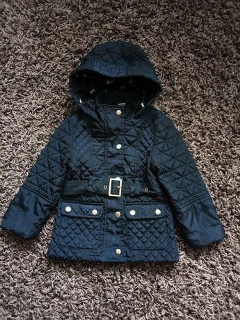 Tu отличная деми курточка на девочку 3-4года