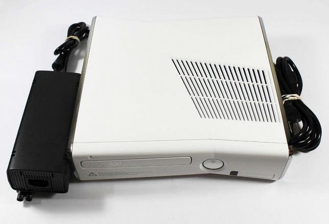 Konsola XBOX 360 White 4GB+2X Dualschock+Wysyłka 24h!