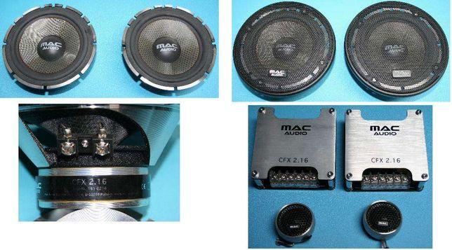 Colunas Mac Audio CFX 2.16 - [Ler Descrição]