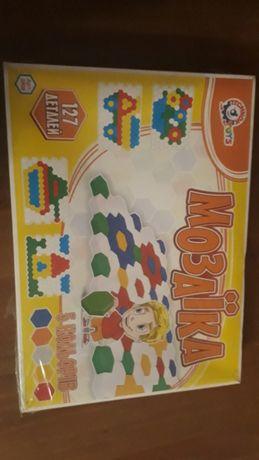 Большая мозаика для деток 3+