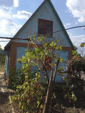 Продам земельный участок 8 соток с домом. Село Набережное Гидропорт