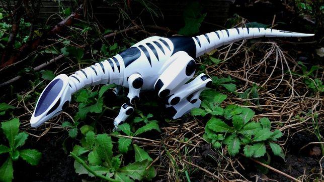 Интерактивный Робот Динозавр рептилия Wowwee оригинал