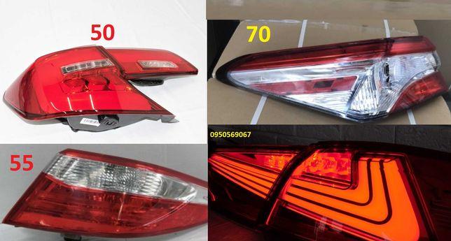 Фонарь Toyota Camry 50 55 70 USA фонари фара тойота камри кемри Led