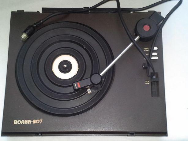 adapter, gramofon radziecki Wolna-307