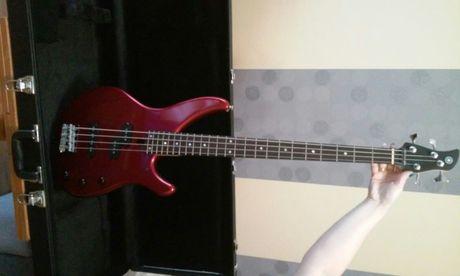 Gitara basowa YAMAHA TRBX-174 plus CASE