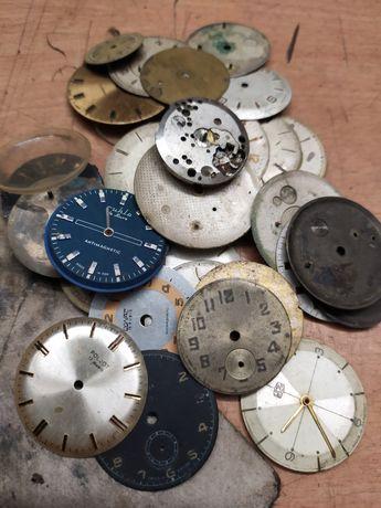 Tarcze do różnych zegarków