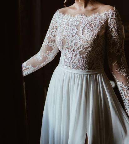 Suknia ślubna Hermes Comodoro