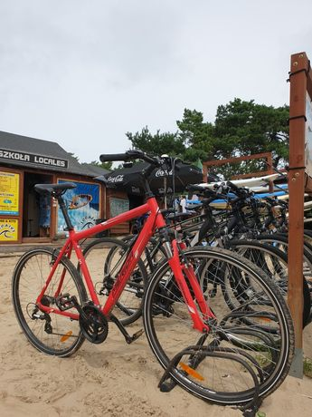 Rower Merida Crossway 10-V rozmiar L czerwony