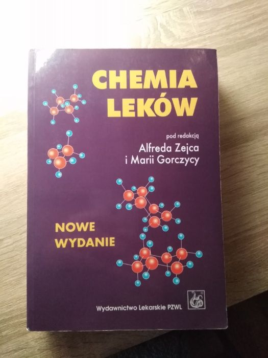 Chemia leków - Gorczyca Gdańsk - image 1