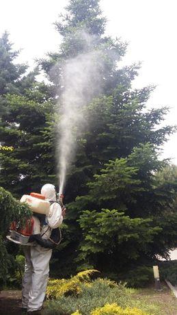 Садовник: обработки,лечение растений,озеленение и другие услуги