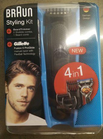 Braun styling kit aparador barba