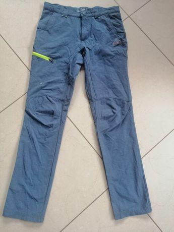 Spodnie trekingowe chłopięce 152