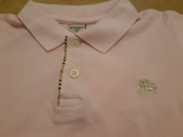 Koszulka polo rozmiar 6 - Burberry