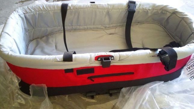Wozek Dippo cruiser gondola spacerowka torba