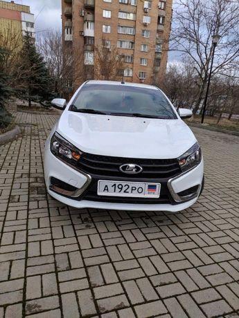 Продам Lada Vesta 1.8 AMT
