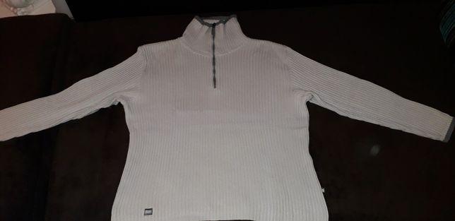 Bluza - sweter oversize Big star 36 s 38 m 40 L szary stan IDEALNY