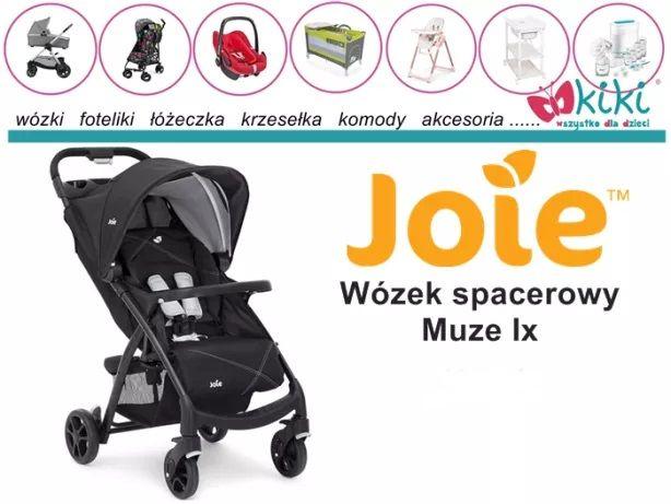 Wózek spacerowy wózek dla dziecka Joie Muze