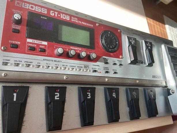 Процессор Boss GT-10B