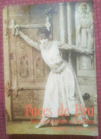 Livro Faces de Eva , estudos sobre mulheres