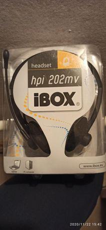 Słuchawki iBOX z mikrofonem