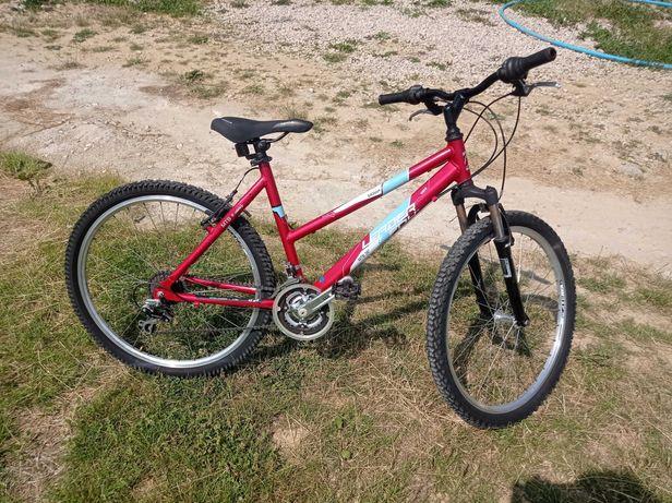 Rower górski, aluminiowa rama koła 26