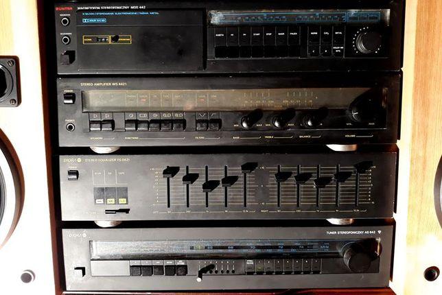 Unitra diora seri WS, Gramofon Emanuel, CD- 42 88RM, nowa cena