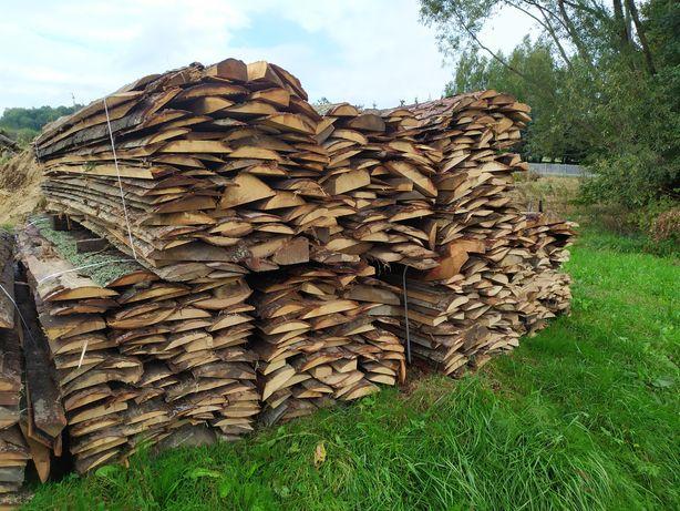 Drewno opałowe , zrzyny , okrajki , grube 4m