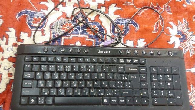 Клавиатура проводная А4Tech KL-40 USB