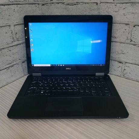 Ноутбук Dell E5270 IPS Full HD touch Core i5-6300u 16ГБ 240SSD АКб -5ч