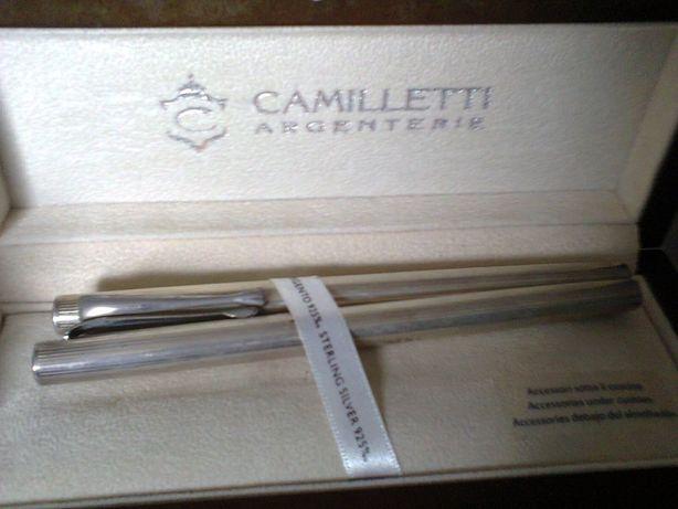 Vendo Estojo Caneta/Esferográfica Carmilletti