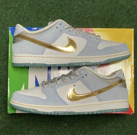 Nike SB Dunk x Sean Cliver