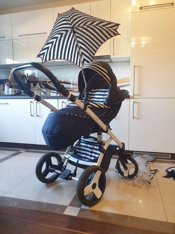 Wózek dziecięcy 2w1 TAKO MOONLIGHT VELA
