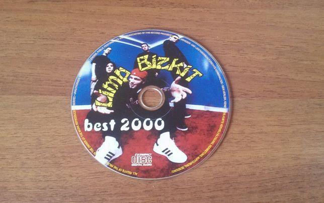 "audio CD ""Limp Bizkit"""