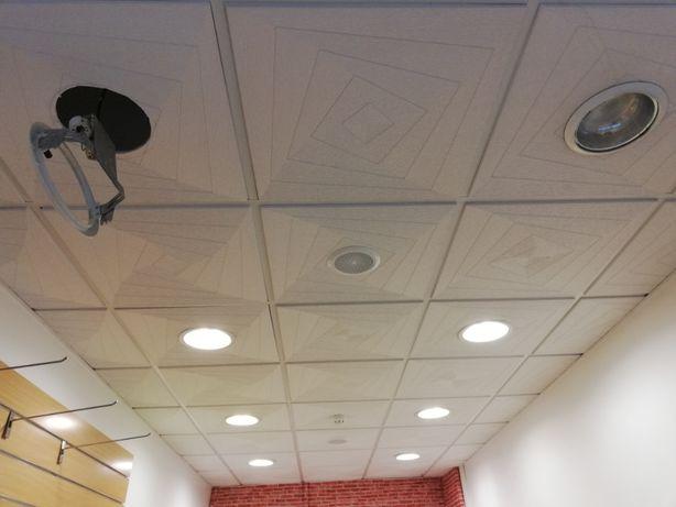 Vendo iluminação para tecto falso com lâmpadas