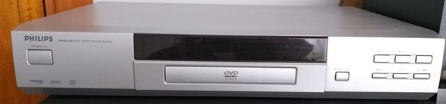 PHILIPS DVD612S odtwarzacz DVD/CD