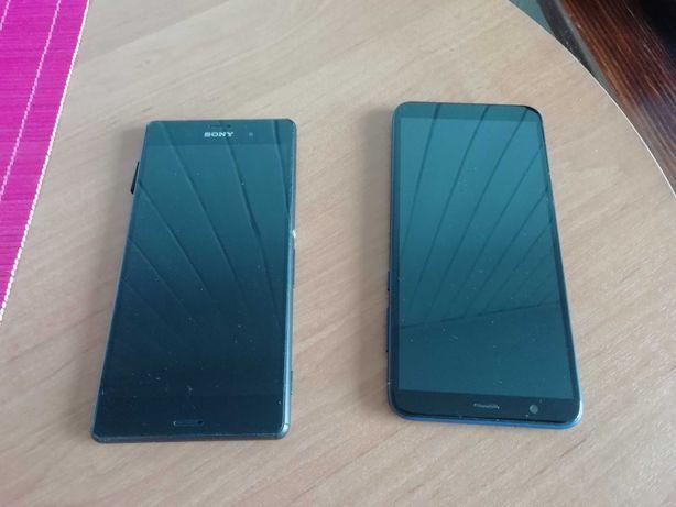 Huawei P Smart fig-lx1, SONY Z3 używany