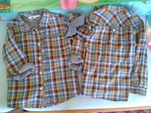 NOWA koszula,koszule,koszulka,koszulki r.110,104 H&M,ELEGANCKA