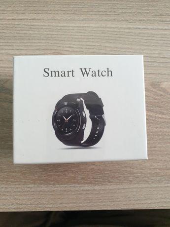 smartwatch zegarek kamera mikrofon głośnik SIM zdjęcia w wiadomości