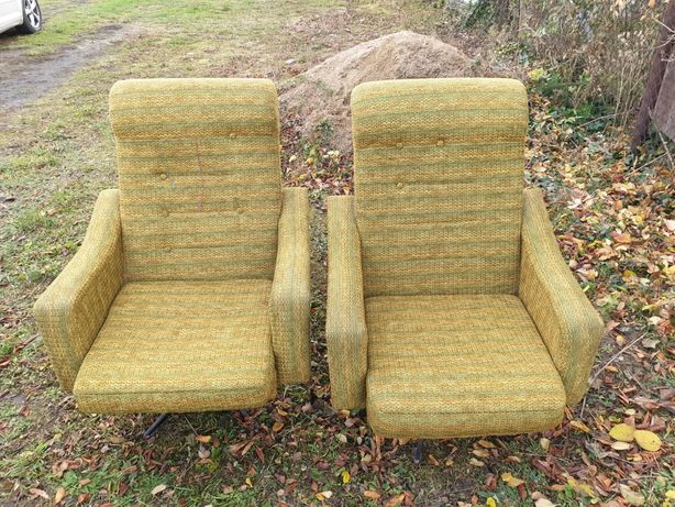 Fotele stan idealny