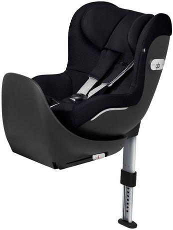 GB Vaya i-Size - obrotowy fotelik samochodowy 0-18 kg Satin Black