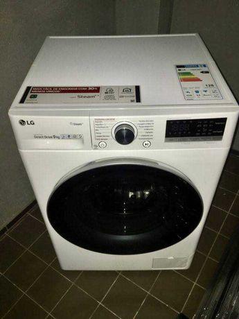Vendo Máquina Lavar LG como nova