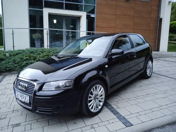 Audi A3 1.6 MPI LPG 2005 r Klimatronik