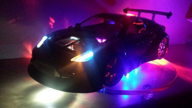 model Toyota Celica Skala 1:12 tunning led