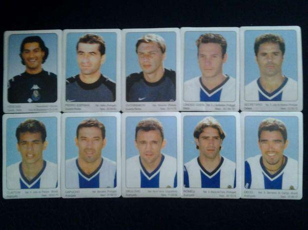 Colecção de calendários do Futebol Clube do Porto